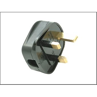 13 AMP FUSED PLUG (TRADE PACK OF 20) WHITE