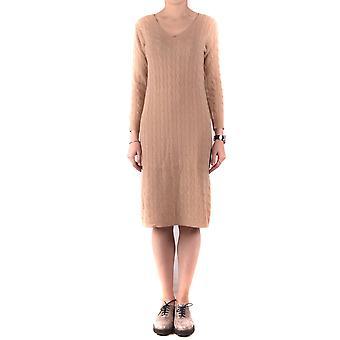 Ralph Lauren Beige Cashmere Dress