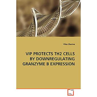 VIP PROTECTS TH2 CELLS BY DOWNREGULATING GRANZYME B EXPRESSION by Sharma & Vikas