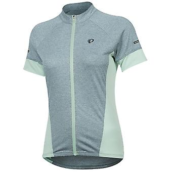 Pearl Izumi Arctic-Mist Green Select Escape Womens Short Sleeved Cycling Jersey