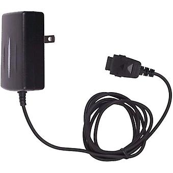 Wireless Solutions Travel Charger for Sanyo 4900/5300/8100 (Black)