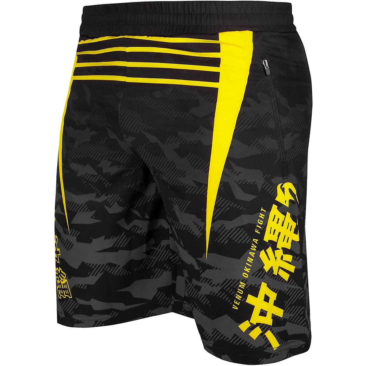 Venum Okinawa 2.0 formation Shorts - noir jaune