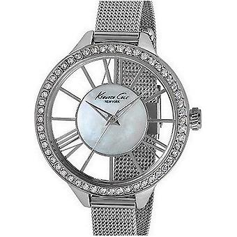 Kenneth Cole watches ladies watch transparency skinny KC0007