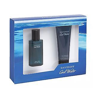 Davidoff Cool Water Gift Set 40ml EDT + Gel doccia 75ml
