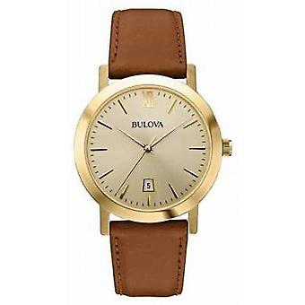 Bulova Men's Classic Dress 97B135 Watch