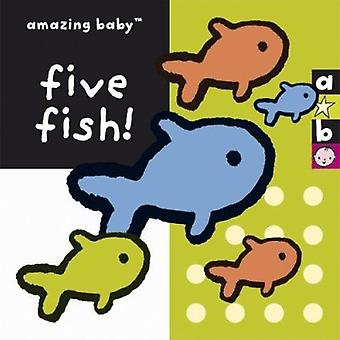 Five Fish! by Beth Harwood - 9781904513049 Book