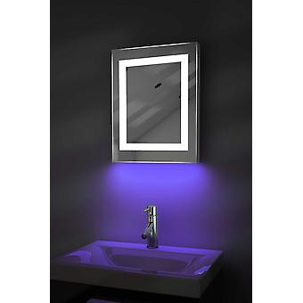 Ambient Audio Mirror With Bluetooth, Demister & Shaver k157iaud