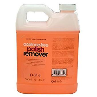 Opi Acetone-Free Polish Remover 960ml