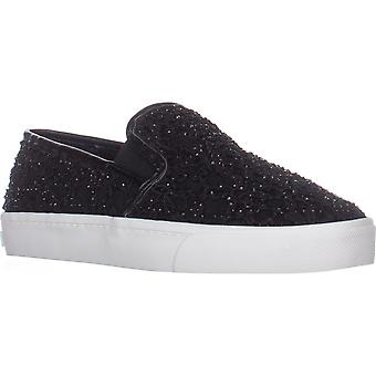 INC International Concepts Womens Sammee Low Top Slip On Fashion Sneakers