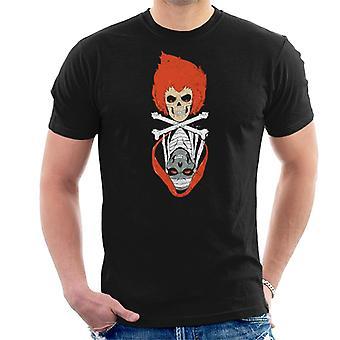 Liono schedel Thundercats mannen ' s T-shirt