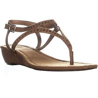 Style & Co. Womens Hareetf Open Toe Casual Slingback Sandals