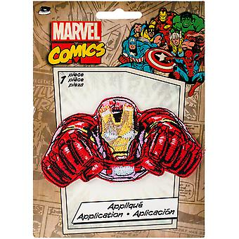 Marvel Comics Patch-Retro Iron Man Flying 4