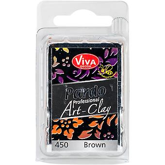 PARDO Art Clay 56g-Brown PARDOART-45080