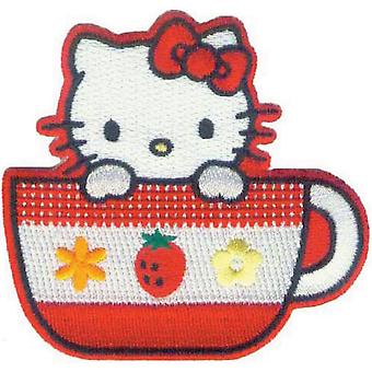 Hello Kitty Patches Tea Cup P Hk 0010