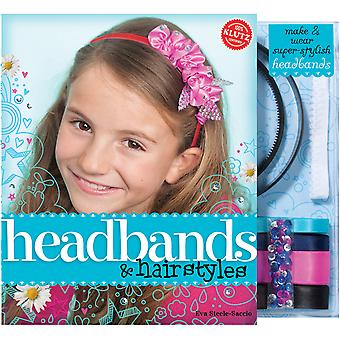 Headbands & Hairstyles Book Kit K4864