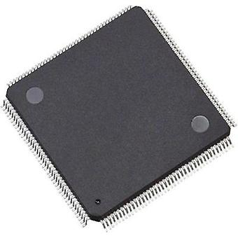 Embedded microcontroller DSP56F807PY80E LQFP 160 (24x24) NXP Semiconductors 16-Bit 80 MHz I/O number 32