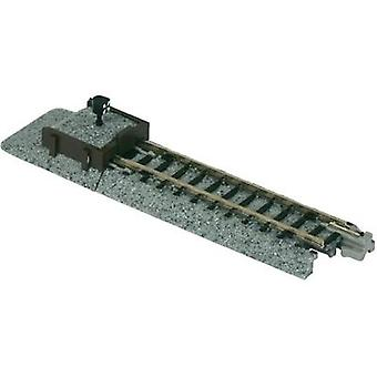 N Kato Unitrack 7078008 Buffer stop 62 mm