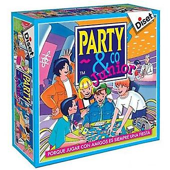 Diset Junior Party & Co (Toys , Boardgames , Family Games)