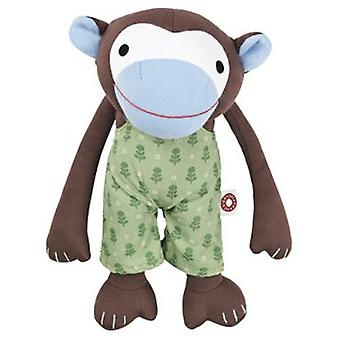 Franck & Fischer Frederik monkey, green pants (Toys , Preschool , Dolls And Soft Toys)