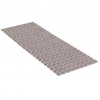 Tatay Opaque bathroom carpet 36X97 Vison (Bathroom accessories , Bathroom rugs)