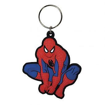 Spider-Man Keyring