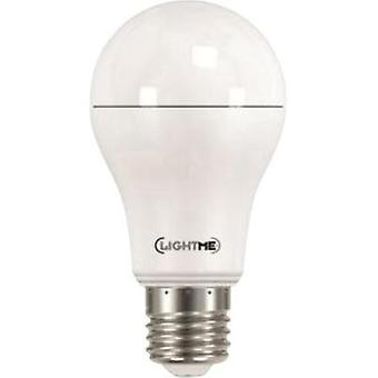 LED E27 Arbitrary 15 W = 120 W Warm white (Ø x L) 60 mm x 120 mm EEC: A++ LightMe 1 pc(s)