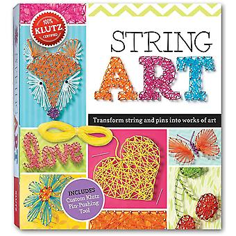 String Art Book Kit- K570321