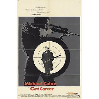Get Carter Movie Poster (11 x 17)