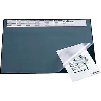 WRITING BOARD WITH FULL-VIEW PLATE BLK