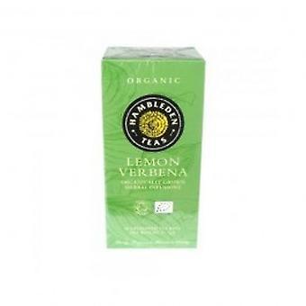 Hambleden - ekologisk citron Verbena tepåsar