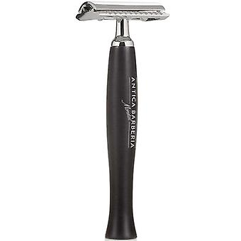 Antica Barberia Safety Razor Black Metal