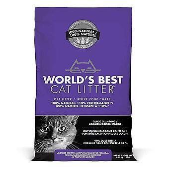 Verdens bedste kat kuld lavendel 6,35 kg