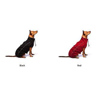 Dog Gone Smart Olympia Soft Shell Coat Black 16