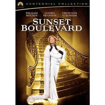 Sunset Boulevard [DVD] USA importerer