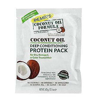 Palmer's Coconut Oil Formula Deep Conditioning Protein Pack 60g