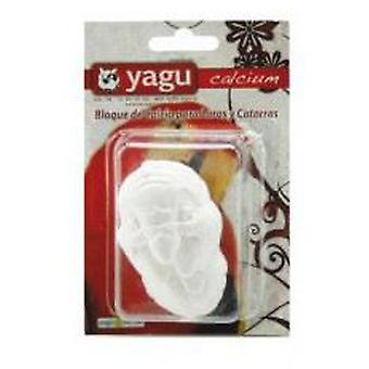 Bradium Yagu Food Calcium for Parrots And Parakeets (Birds , Supplements)