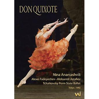 L. Minkus - L op Minkus: Don Quixote [DVD Video] [DVD] USA importeren