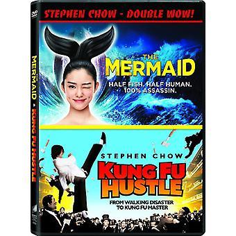 Kung Fu Hustle / Mei Ren Yu [DVD] USA import