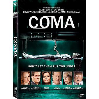 Koma (Mini-Serie 2012) [DVD] USA Import