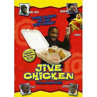 Jive kylling [DVD] USA importerer