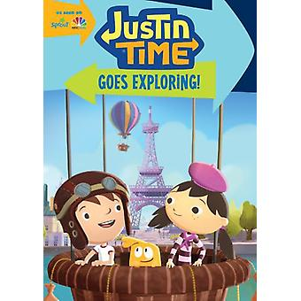 Justin Time: Season 1 Vol. 2 [DVD] USA import