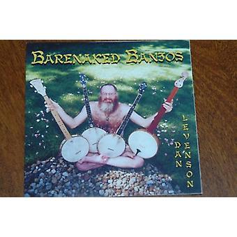 Dan Levenson - importazione USA Barenaked Banjos [CD]