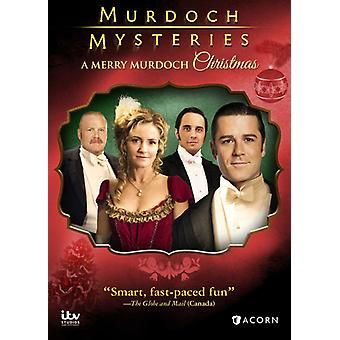 Murdoch Mysteries Christmas [DVD] USA import