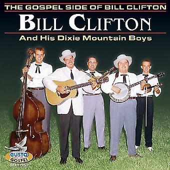 Bill Clifton - Gospel Side [CD] USA import