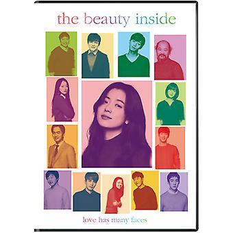Skønhed inde [DVD] USA import