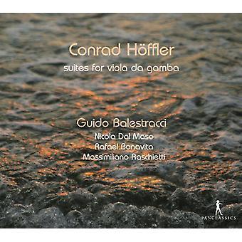 Hoffler / Balestracci - Suiten pels Viola Da Gamba (Pri [CD] USA import