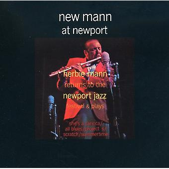 Herbie Mann - nya Mann på flygplats [CD] USA import