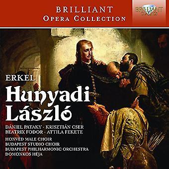 Erkel - Hunyadi Laszlo [CD] USA import