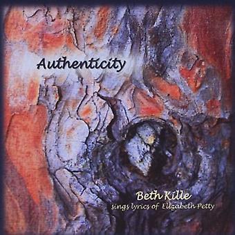 Elizabeth Petty - importazione USA di autenticità [CD]