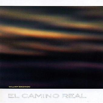 William Basinski - El Camino Real [CD] USA import